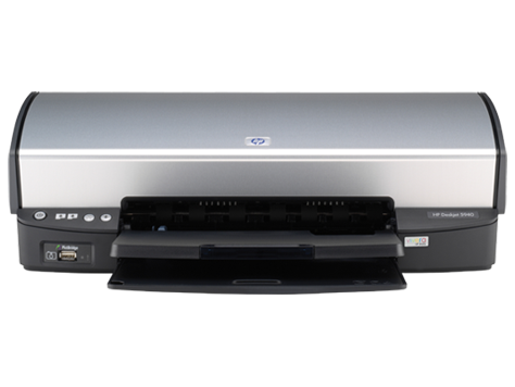 HP Deskjet 5943 Photo Printer