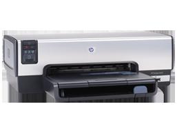 HP Deskjet 6620 Color Inkjet Printer