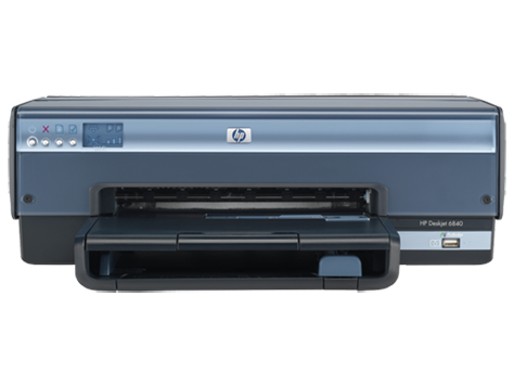 HP Deskjet 6840 Printer series