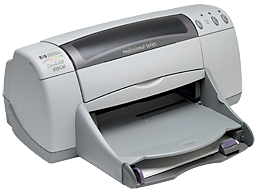 HP Deskjet 970cxi Printer