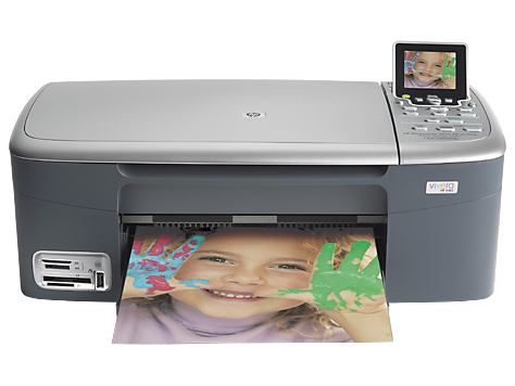 HP Photosmart 2575v All-in-One Printer