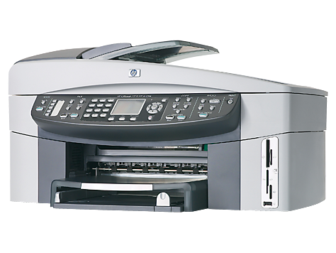 HP Officejet 7300 All-in-One Printer series