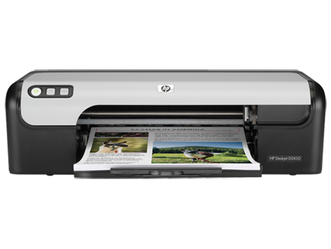 HP Deskjet D2400 Printer series