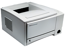 HP LaserJet 2100 Printer series