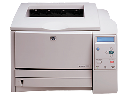 HP LaserJet 2300 Printer series