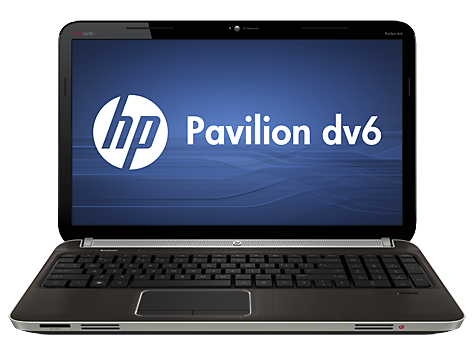 HP Pavilion dv6t-6100 CTO Quad Edition Entertainment Notebook PC