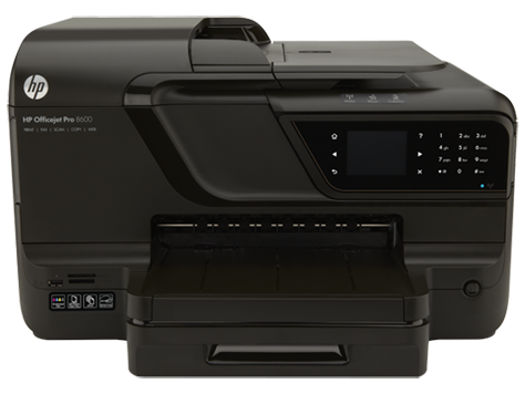 HP Officejet Pro 8600 e-All-in-One Drucker - N911a