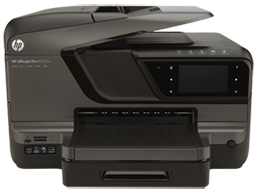 HP Officejet Pro 8600 Plus e-All-in-One Printer series - N911