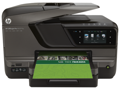 HP Officejet Pro 8600 Plus 雲端多功能事務機 - N911g