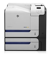 HP LaserJet Enterprise 500 color Printer M551xh