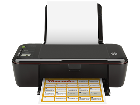 HP Deskjet 3000 Printer - J310a