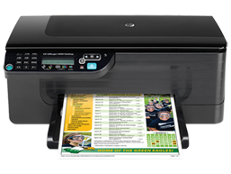 Imprimante tout-en-un de bureau HP Officejet4500 - G510a