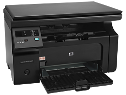 HP LaserJet Pro M1132 Multifunction Printer series