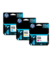 HP 951 Officejet Ink Cartridges - Ink Supplies