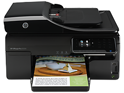 HP Officejet Pro 8500A e-All-in-One Printer - A910a