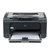 HP LaserJet Pro P1106 Printer