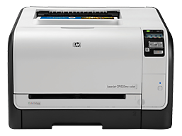 HP LaserJet Pro CP1525 Color Printer series