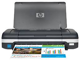 HP Officejet H470 Mobiler Drucker
