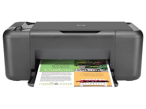 HP Deskjet F2400 All-in-One series