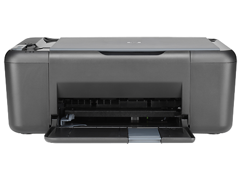 HP Deskjet F2418 All-in-One Printer