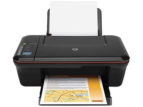 HP Deskjet 3050 All-in-One Printer series - J610