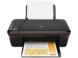 HP Deskjet 3050 All-in-One Printer - J610c
