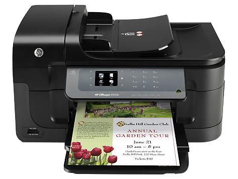 HP Officejet 6500A e-All-in-One Printer series - E710