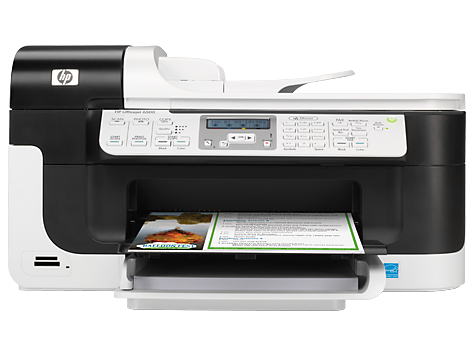 HP Officejet 6500 All-in-One Printer - E709a