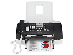 HP Officejet J3600 All-in-One Printer series