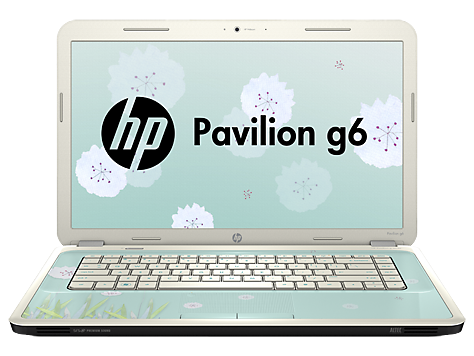 HP Pavilion g6-1b59wm Special Edition Notebook PC