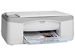 HP Deskjet F2180 All-in-One Printer