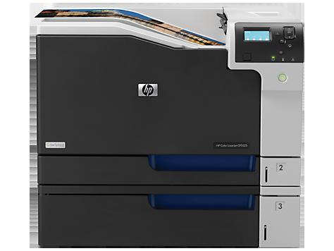 HP Color LaserJet Enterprise CP5525dn Printer