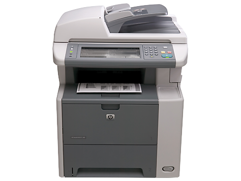 HP LaserJet M3027x Multifunction Printer