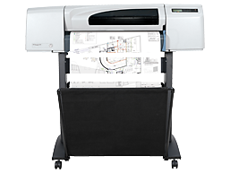Plotter HP Designjet 510 Printer series