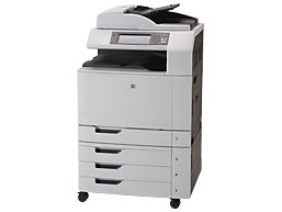 HP Color LaserJet CM6040f Multifunction Printer