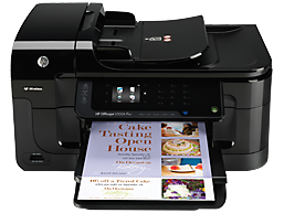 Imprimante e-tout-en-un HP Officejet 6500A Plus - E710n