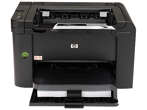 HP LaserJet Pro P1606 Printer series