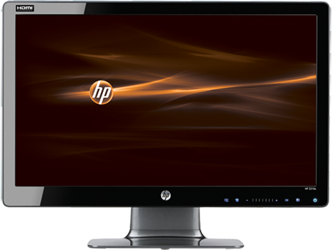 HP 2310e 23 inch Diagonal LCD Monitor