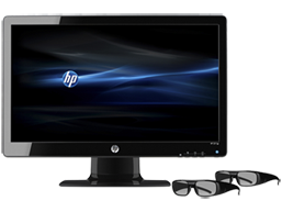 HP 2311gt 23 inch Diagonal 3D LED Monitor