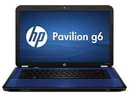 Notebook HP Pavilion g6-1020sw