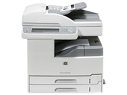 HP LaserJet M5035 Multifunction Printer series