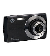 HP s300 Black Digital Camera