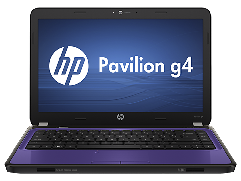 HP Pavilion g4-1100 Notebook PC series