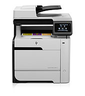 HP LaserJet Pro 300 color MFP M375 - Laser Multifunction Printers