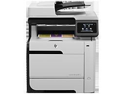 HP LaserJet Pro 300 color MFP M375