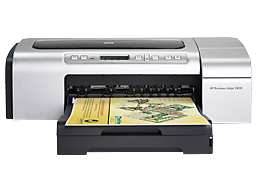 HP Business Inkjet 2800 Printer series