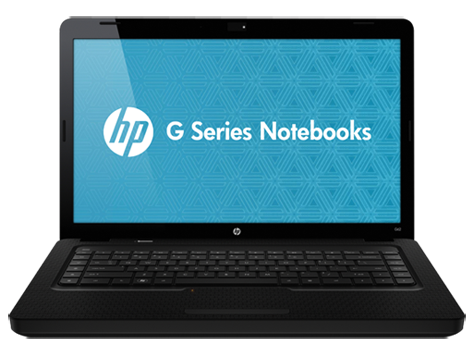 HP G62t-100 CTO Notebook PC