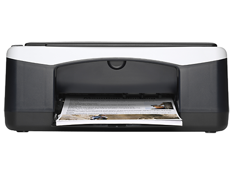 HP Deskjet F2187 All-in-One Printer