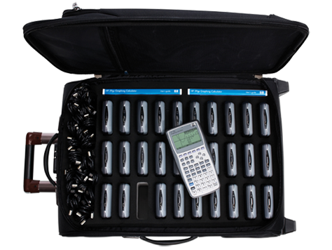 HP 39gs Graphing Calculator Class Kit