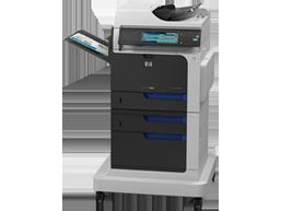 HP Color LaserJet Enterprise CM4540f MFP